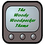 Mel Blanc Ringtone Woody Woodpecker Theme (Guess Who) With Woody's Laugh And Knock