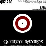 Raza This Is The End (2-Track Single)