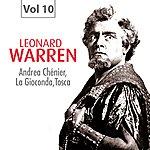 Leonard Warren Leonard Warren, Vol. 10 (1946, 1957)