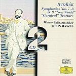 "Wiener Philharmoniker Dvorák: Symphonies Nos. 7, 8 & 9 ""New World"" · ""Carnival"" Overture (2 Cds)"