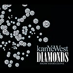 Kanye West Diamonds From Sierra Leone (Int'l 2 Trk)