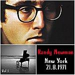 Randy Newman Randy Newman New York 21.8.1971, Vol 1