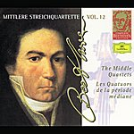 Emerson String Quartet Beethoven: The Middle Quartets (Complete Beethoven Edition Vol.12)