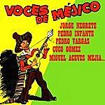Jorge Negrete Voces De Méjico