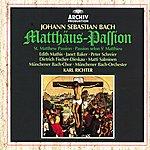 Münchener Bach-Chor J.S. Bach: St. Matthew Passion (3 Cds)