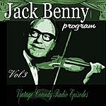 Jack Benny Jack Benny Program, Vol. 3: Vintage Comedy Radio Episodes