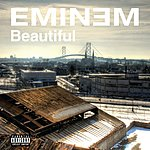 Eminem Beautiful (International Version) (2-Track Single) (Parental Advisory)