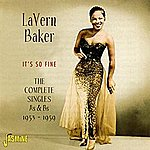 LaVern Baker It's So Fine - The Complete Singles As & Bs 1953-59