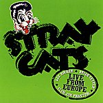Stray Cats Live In Europe - Barcelona 7/22/04