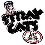 Stray Cats Live In Europe - Berlin 7/12/04