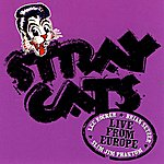 Stray Cats Live In Europe - Amsterdam 7/14/04