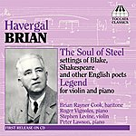 Brian Rayner Cook Brian: Songs For Baritone And Piano / Legend