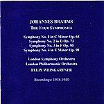 London Symphony Orchestra Brahms: The Four Symphonies