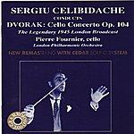 London Philharmonic Orchestra Celibidache Conducts Dvorak: Cello Concerto