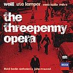 René Kollo Weill: The Threepenny Opera