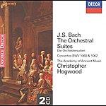 Christophe Rousset Bach, J.S.: Orchestral Suites 1-4/2 Concerti (2 Cds)