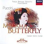 Renata Tebaldi Puccini: Madama Butterfly - Highlights