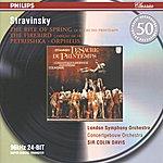 Royal Concertgebouw Orchestra Stravinsky: Petrushka; The Firebird; The Rite Of Spring; Orpheus (2 Cds)