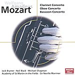 Jack Brymer Mozart: Concertos For Clarinet, Oboe & Bassoon