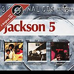 Jackson 5 3 Cd Collection
