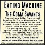 The Coma Savants Ç