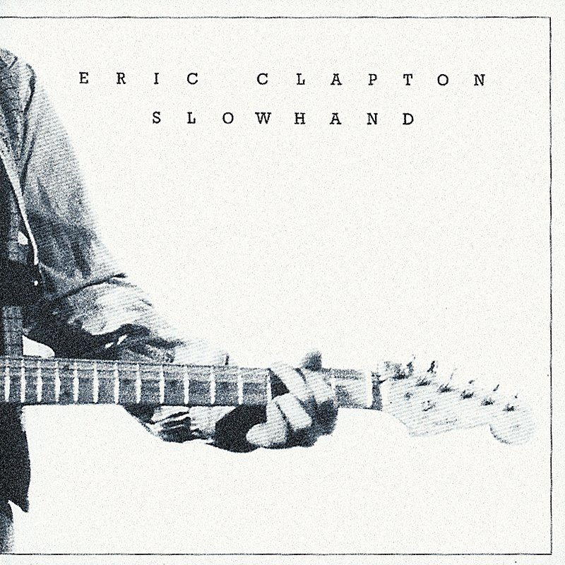Cover Art: Slowhand 35th Anniversary