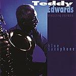 Teddy Edwards Blue Saxophone