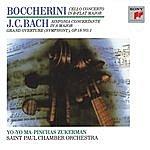 Yo-Yo Ma Boccherini: Cello Concerto; J.C. Bach: Sinfionia Concertante (Remastered)