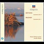 Claudio Abbado Beethoven: Symphony No.8.Bruckner: Symphony No.1