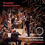 New York Philharmonic Musorgsky, Rimsky-Korsakov
