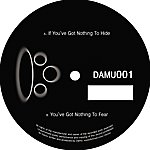 Damu If You've Got Nothing To Hide / You've Got Nothing To Fear