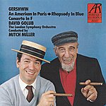 Mitch Miller Gershwin: An American In Paris, Rhapsody In Blue, Concerto In F