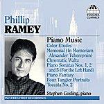 Stephen Gosling Ramey, P.: Piano Music, Vol. 1 (1961-2003)