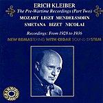 Erich Kleiber The Pre-Wartime Recordings (Pt. 2)