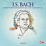 Waterline J.S. Bach: Excerpts From English Suite No. 4 In F Major, Bmv 809 (Digitally Remastered)