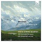Tokyo String Quartet Brahms: Quintets Op.34 & Op.115