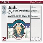 "Orchestra Of The 18th Century Haydn: The ""London"" Symphonies, Vol.2 (2 Cds)"