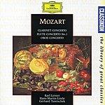 Karl Leister Mozart: Clarinet Concerto; Flute Concerto No.1; Oboe Concerto