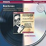 Alfred Brendel Beethoven: Piano Sonatas Nos.8, 14, 23 & 26
