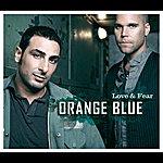 Orange Blue Superstar