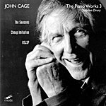 Stephen Drury The Complete John Cage Edition Volume 17: The Piano Works 3