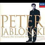 Peter Jablonski Chopin: Waltzes, Etc. (Japan)