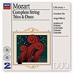 Grumiaux Trio Mozart: Complete Strings Trios & Duos (2 Cds)