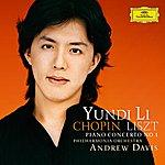 Yundi Li Liszt & Chopin: Piano Concertos No.1 (Bonus Track Version; E-Album)