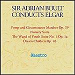 Sir Adrian Boult Sir Adrian Boult Conducts Elgar