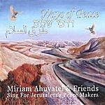 Miriam Ahuvatel Iron Ways Of Peace