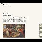 Arleen Augér Handel: Orlando (3 Cds)