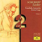 Gundula Janowitz Schubert: Lieder (2 Cds)