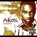 Akon Locked Up (Int'l Comm Single)