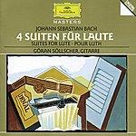 Göran Söllscher Bach, J.S.: Suites For Lute